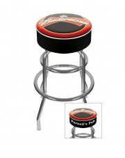 productsCLg Custom Logo Chrome Bar Stools Personalize your own Barstool