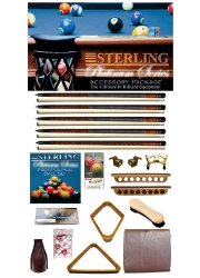 products/STSE1O.jpg - Accessory Package-Sterling Platinum Series , Oak